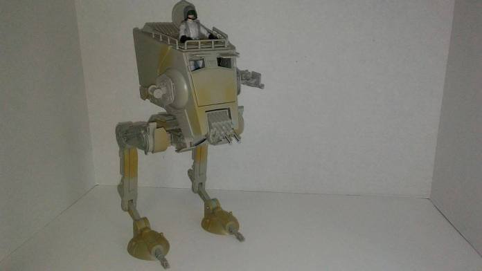 Black Series AT-ST Review