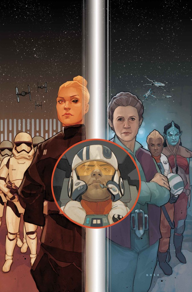 Star Wars July 2017 Solicitations