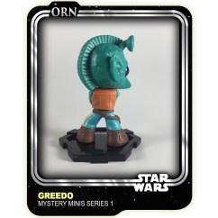 Funko Star Wars Mystery Minis Greedo