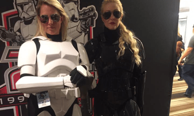 Two members of the 501st