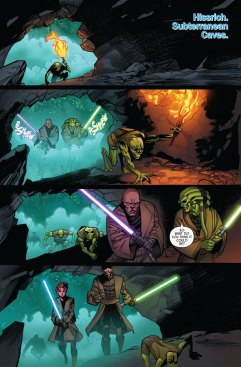 Star Wars: Jedi of the Republic: Mace Windu 2 page 2
