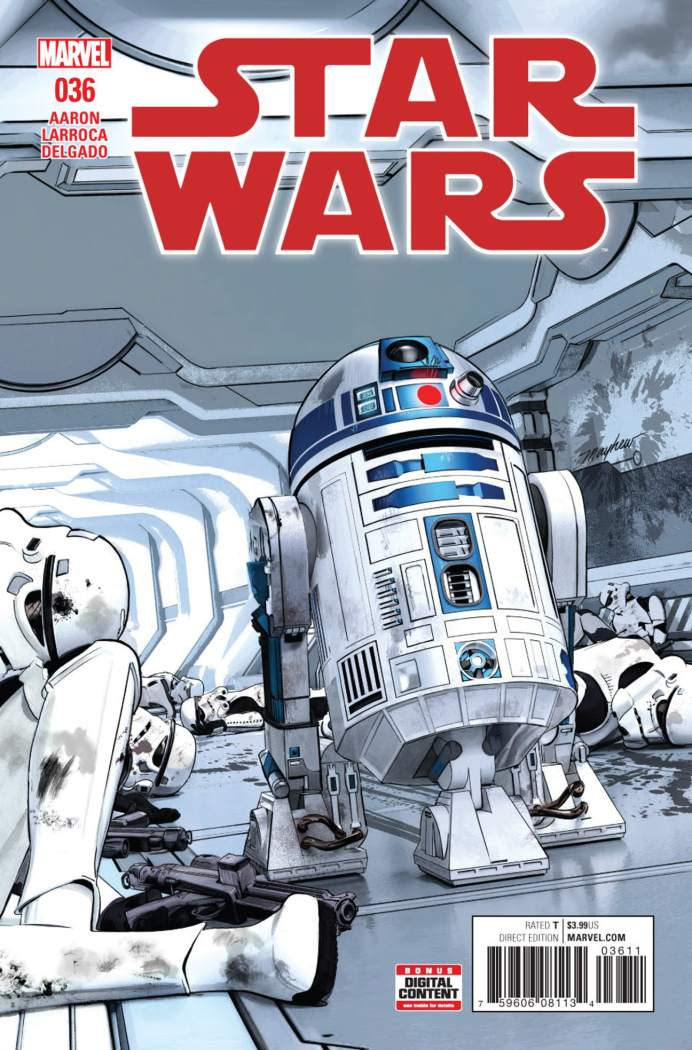 Star Wars 36 Cover