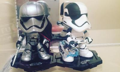 Captain Phasma and First Order Executioner Mystery Minis
