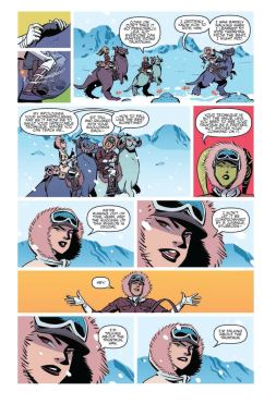 Star Wars: Forces of Destiny - Leia - page 4