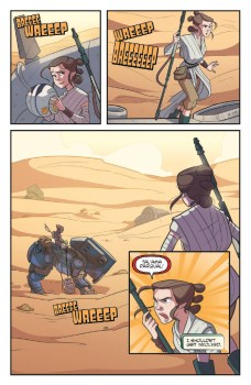 Star Wars: Forces of Destiny – Rey page 3