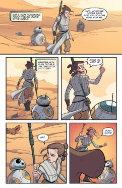 Star Wars: Forces of Destiny – Rey page 4