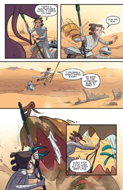 Star Wars: Forces of Destiny – Rey page 5
