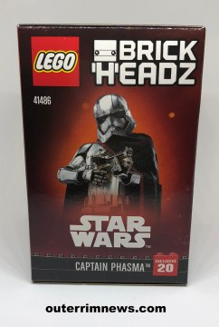 LEGO Brickheadz Captain Phasma 002