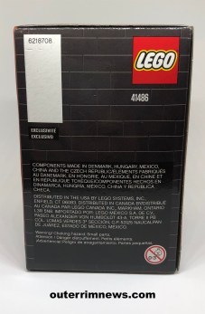 LEGO Brickheadz Captain Phasma 003