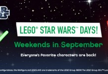 Star Wars Weekends LEGOLAND Discovery Center Atlanta