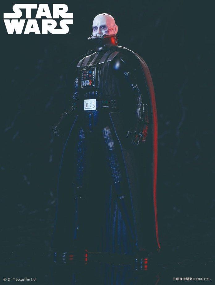 Bandai Darth Vader Kit