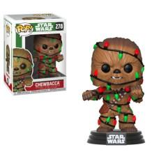 Pop! Star Wars Holiday Chewbacca
