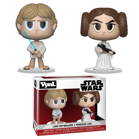 Vynl.: Star Wars – Luke Skywalker™ & Princess Leia™