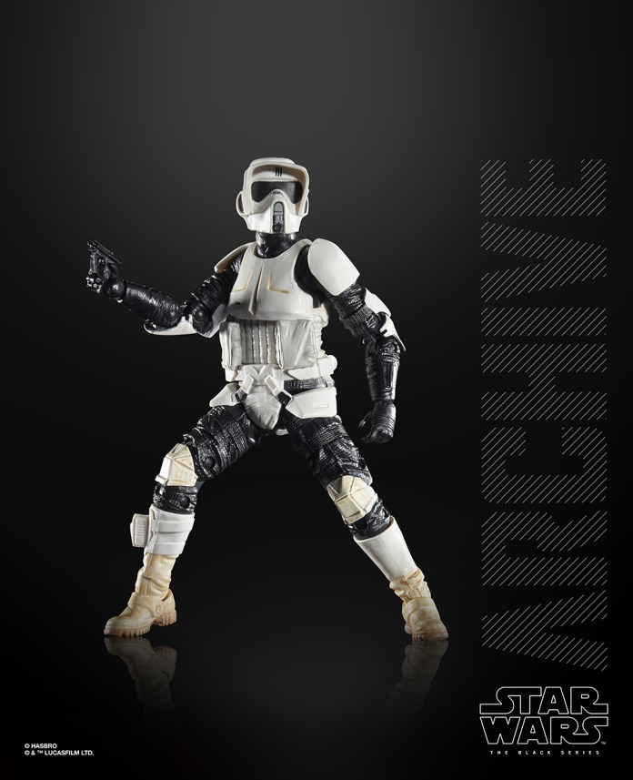 The Black Series Archive Collection Scout Trooper
