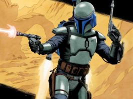 STAR WARS: AGE OF REPUBLIC – JANGO FETT #1
