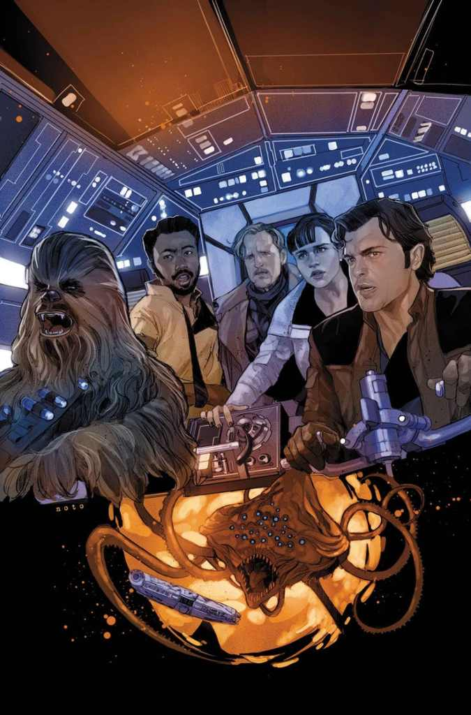 SOLO: A STAR WARS STORY ADAPTATION #5 (OF 7)