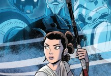 Star Wars Adventures: Destroyer Down 1 Cover