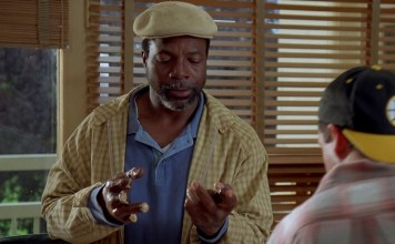 Carl Weathers in Happy Gilmore