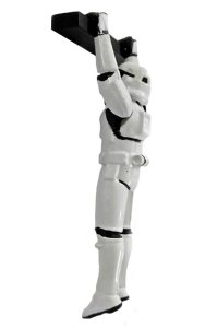 Matching World Star Wars Desperate Situation Series Stormtrooper Mini Figure