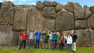 Group Tour Peru Machu Picchu