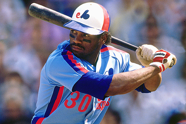 Tim Raines (Photo by Ronald C. Modra/Sports Imagery/Getty Images)