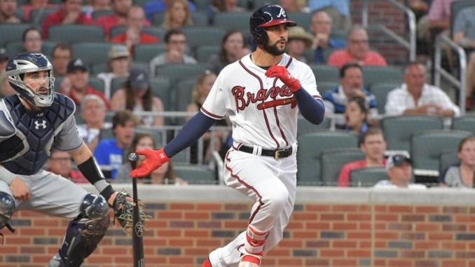 promo code 9751c 032ec Atlanta Braves Hot Stove Report - January 29, 2018 ...