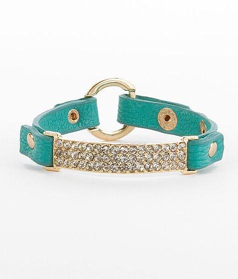 BKE Glitz Bar Bracelet $12.95
