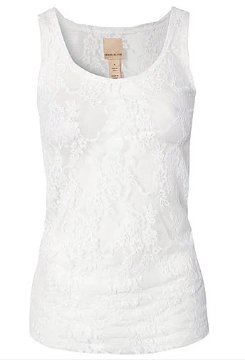 £ 18.95 - Lace top by JEANE BLUSH - Nelly