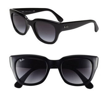 Ray-Ban 52mm Retro Sunglasses Colour Black Price £102.05