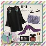 10 ways to wear a bell sleeved dress in 2017