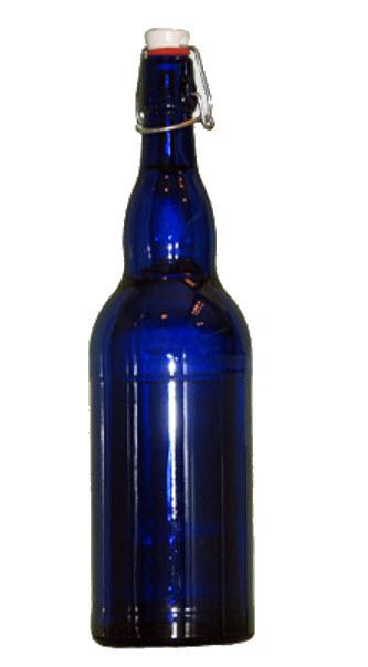 Blue Solar Water glass