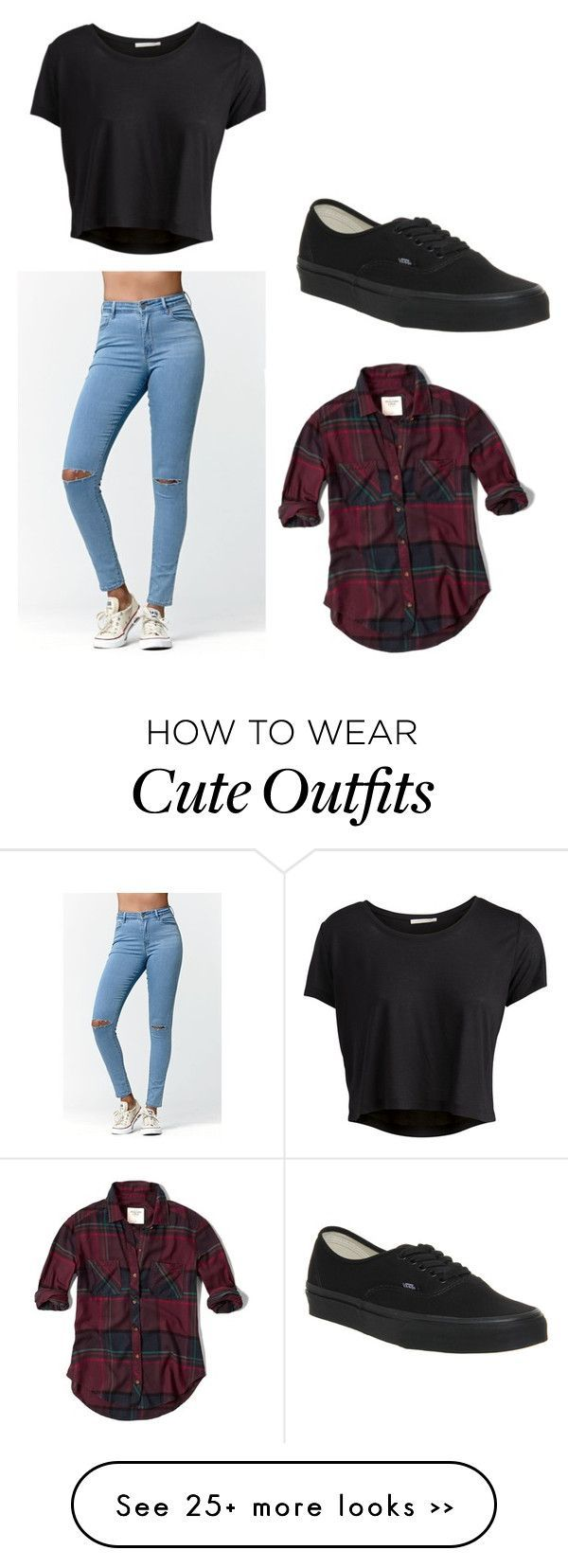 Cute Outfits For School 2019 : outfits, school, Casual, School, Outfits, Outfit