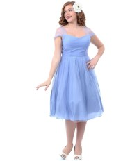 Brides Guide to Plus Size Bridesmaid Dresses