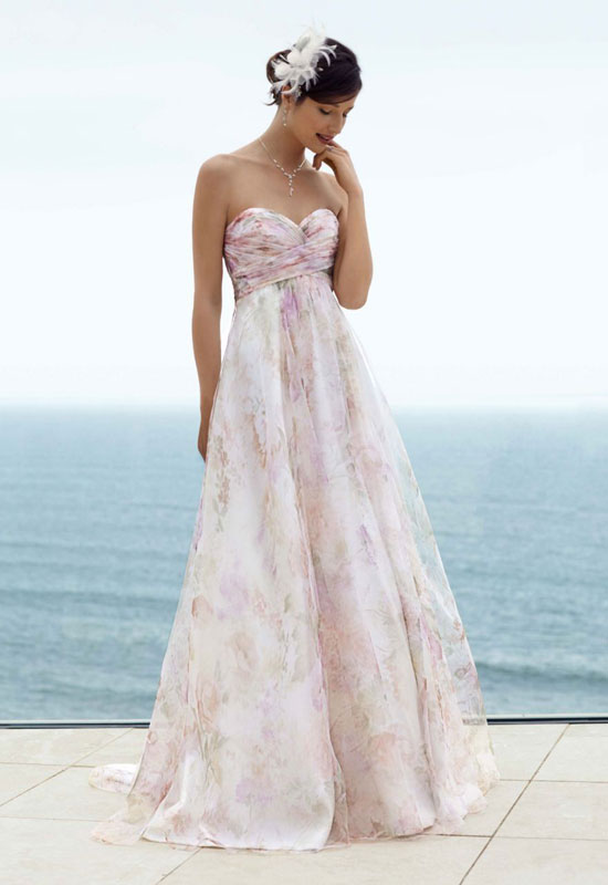 Summer Wedding Dress Inspirations Outfit Ideas HQ