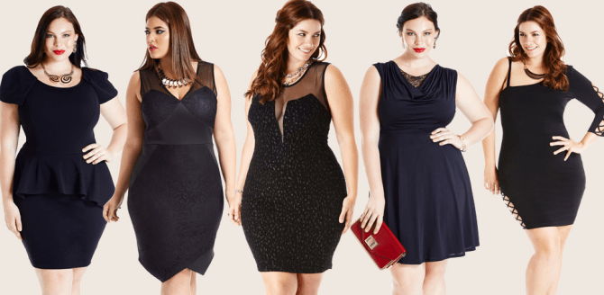 Night Out Outfit Ideas for Plus Sized Women - Outfit Ideas HQ