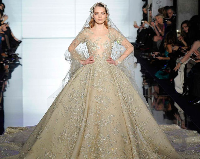 Haute Couture Wedding Dress Ideas