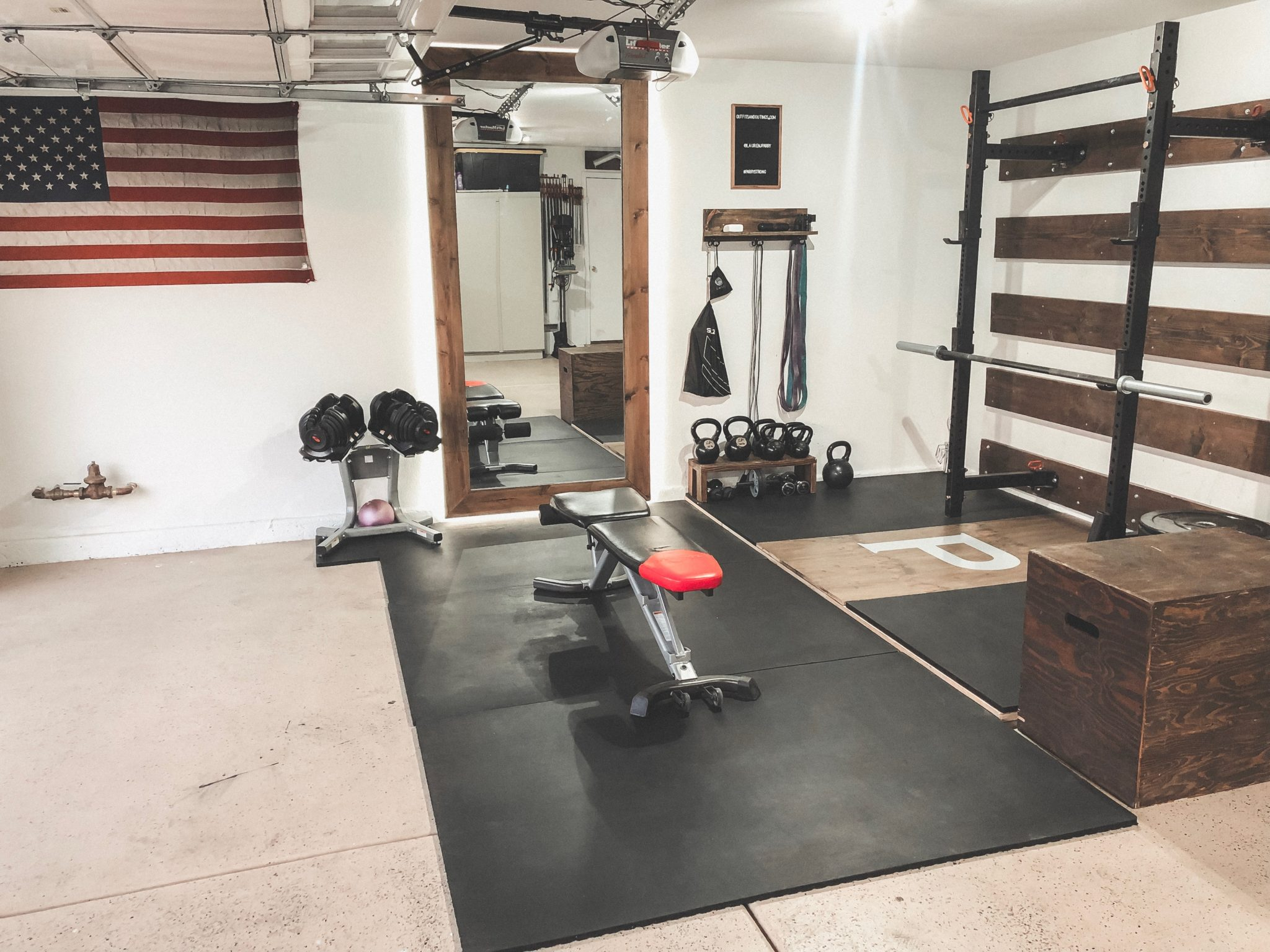 Garage home gym ideas mkumodels year of clean water