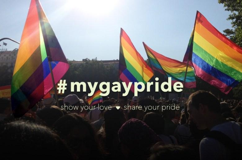 #mygaypride Campaign