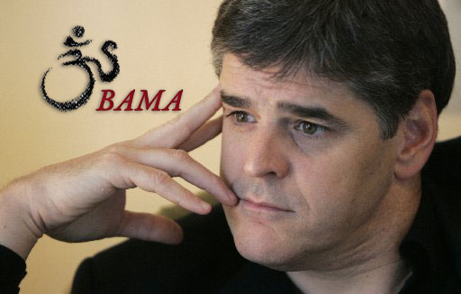 Hannity finds peace in Ohm-Baa-Maa chant