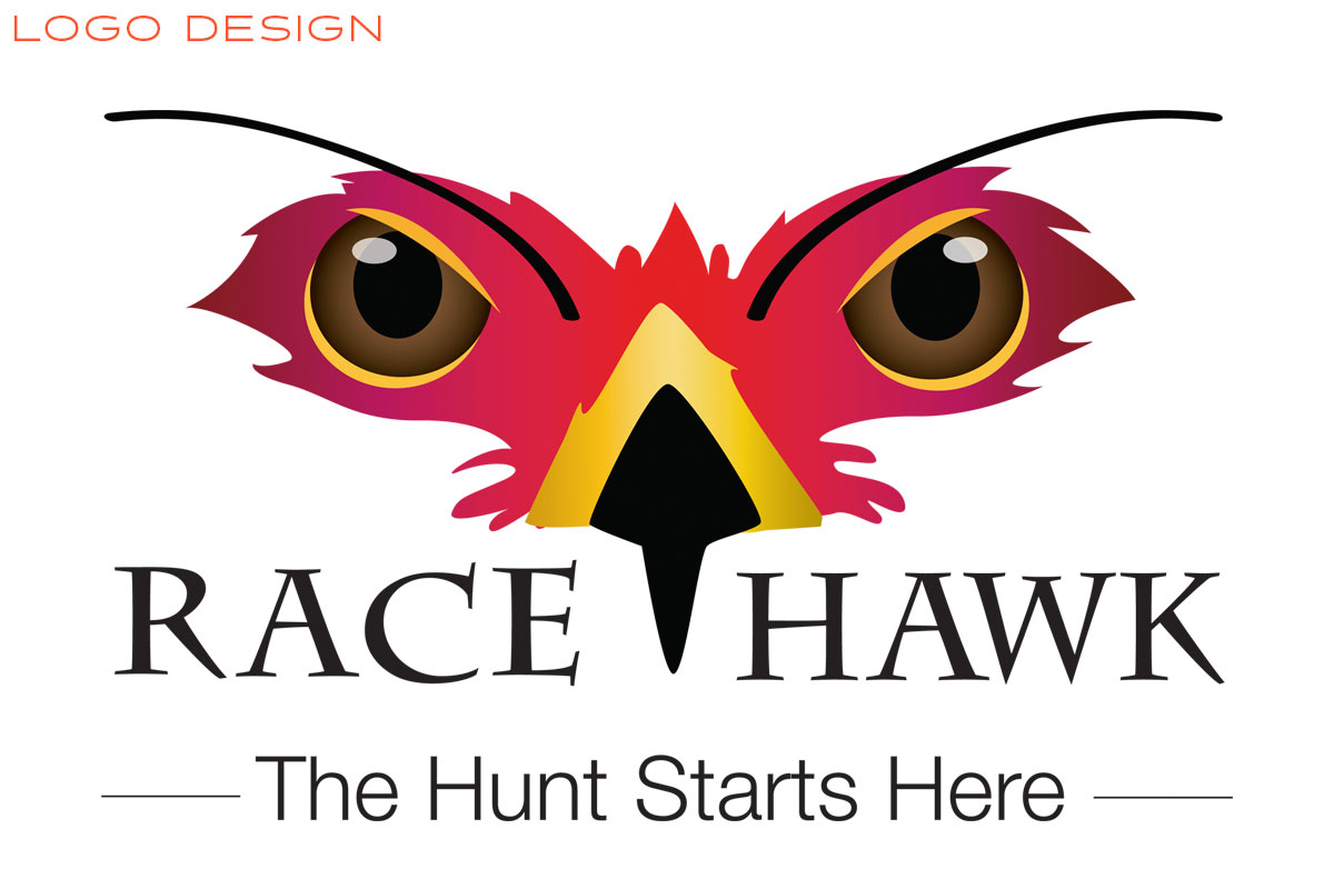 Branding - Logo Design - Race Hawk