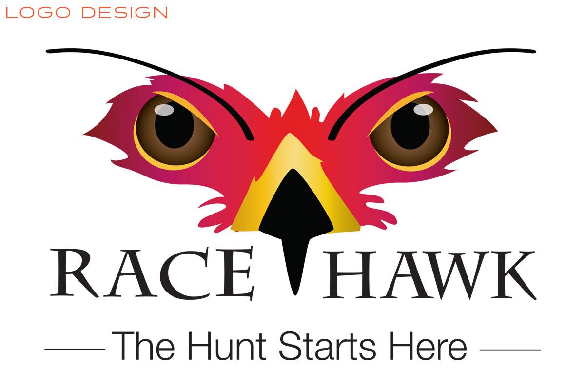 Branding - Logo Design - Race Hawk