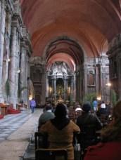 Inside the Ingreja de Sao Domingos