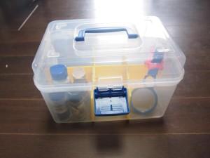【DIY】調味料ボックス・コンテナボックスの工夫