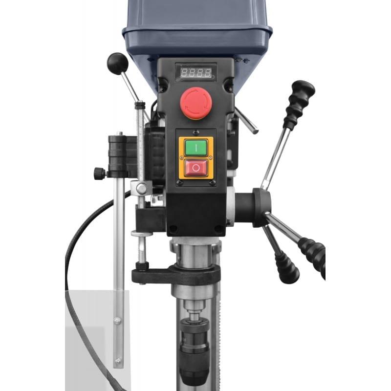 Perceuse à colonne Cormak Z5020 Vario - Indicateur rpm
