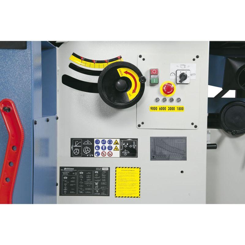 Machine combiné à bois Bernardo CU 310 F - 2600 Boutons
