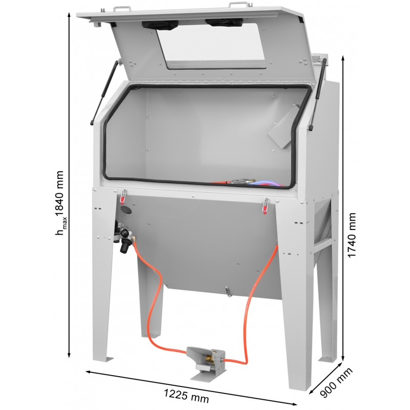 Cabine-de-sablage-420-l-ouverture-superieure-dimensions-externes