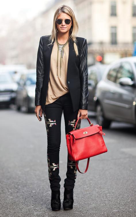 diygraphic navajo jeans