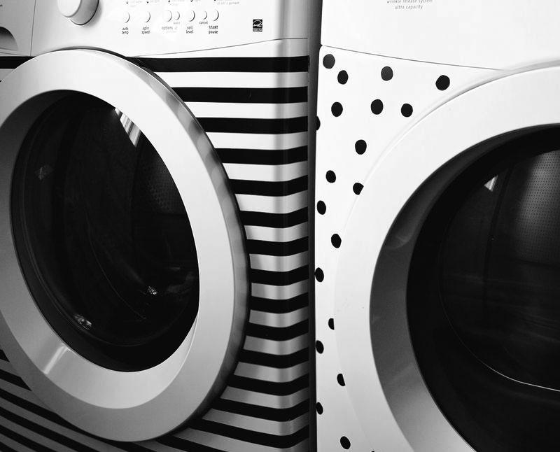 DIY-taped-customized-washing-machine-Beautiful-Mess-1
