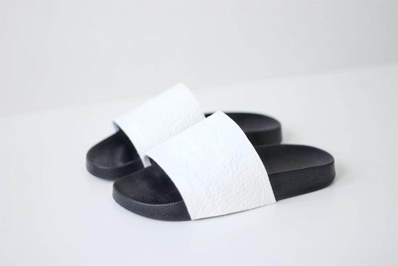 loveaesthetics DIY minimal sandal