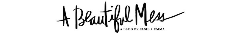 best diy blogs A BEAUTIFUL MESS
